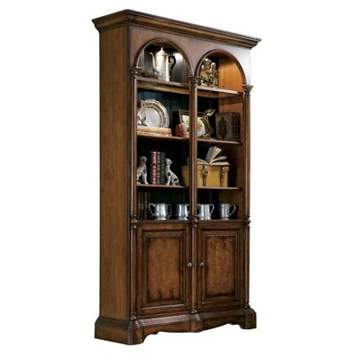 "Hooker Furniture Seven Seas 89"" H Bunching Bookcase"