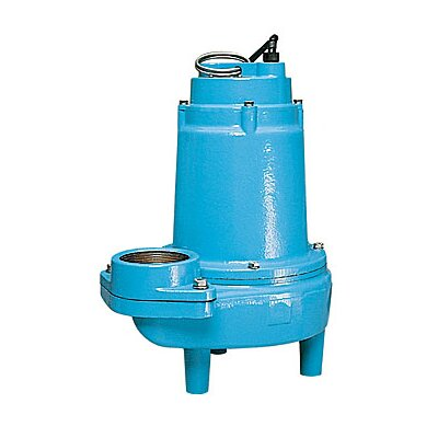 Little Giant 100 GPM 14S Dominator Wastewater and Sewage Pump