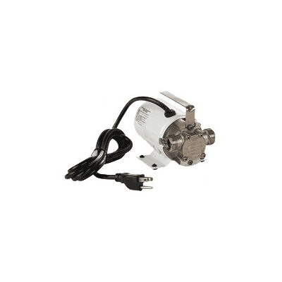 Little Giant 360 GPM Non-Submersible Self-Priming Plated Brass Transfer Pump