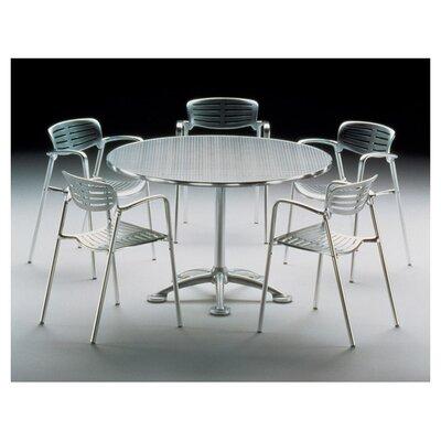 Knoll ® Pensi Mettalic Trespa Bistro Table