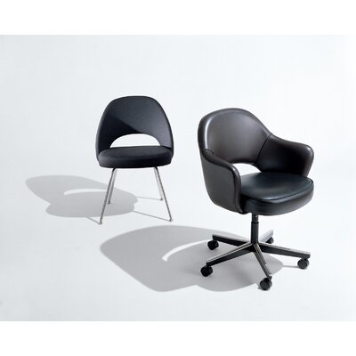 Knoll ® Saarinen Executive Armchair with Casters
