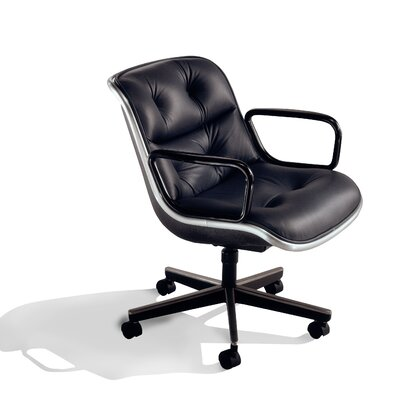Knoll ® Pollock Executive Armchair