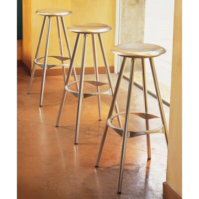 Knoll ® Twist Stool with Seat Cushion