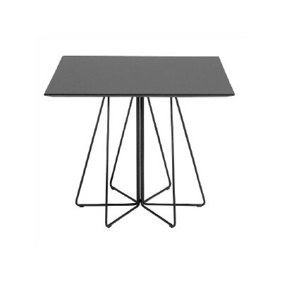 Knoll ® PaperClip Small Square Café Table