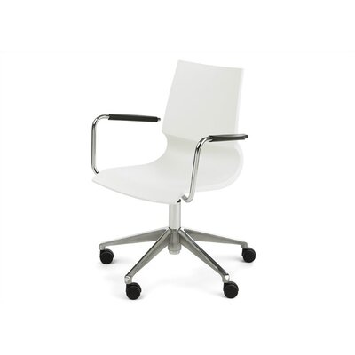Knoll ® Gigi Swivel Armchair