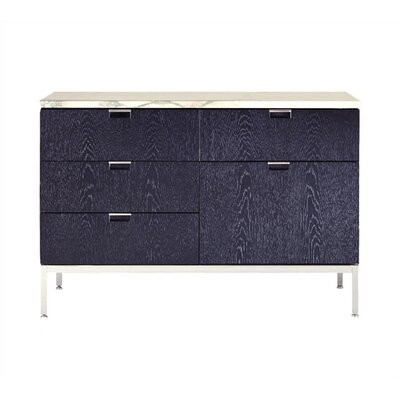 "Knoll ® Florence 37.5"" Knoll 2 Position Credenza"