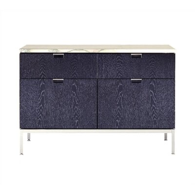Knoll ® Florence Two Position Credenza with Two Files