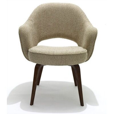 Knoll ® Saarinen Executive Armchair with Wood Leg