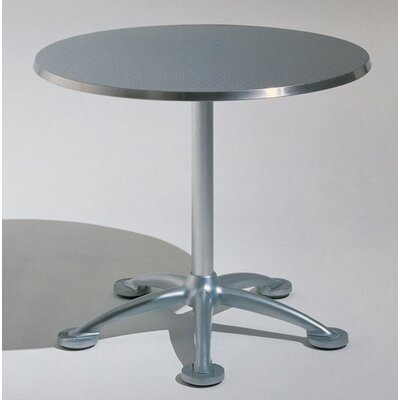 Knoll ® Jorge Pensi 5 Piece Round Table with Toledo Stacking Chairs