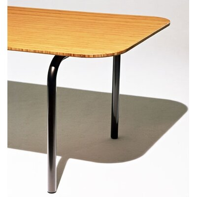 Knoll ® Ross Lovegrove Rectangular Table Desk - Leg Base