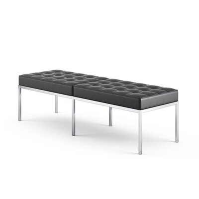 Knoll ® Florence Knoll Three Seater Bench