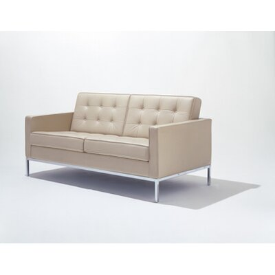 Knoll ® Florence Knoll Two-Seater Sofa