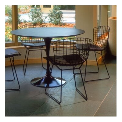 Knoll ® Bertoia Side Chair with Sea Pad
