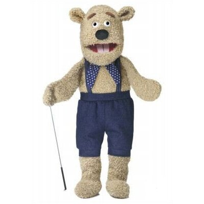 """Silly Puppets 28"""" Silly Bear Full Body Puppet"""