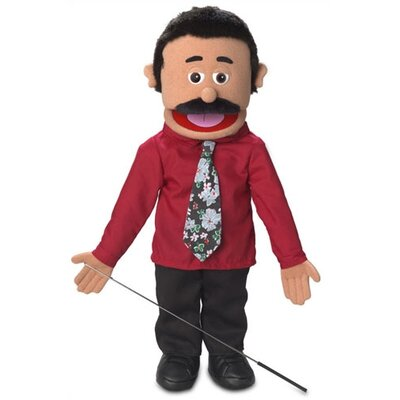 "Silly Puppets 25"" Carlos Full Body Puppet"