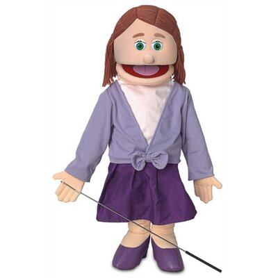 "Silly Puppets 25"" Sarah Full Body Puppet"