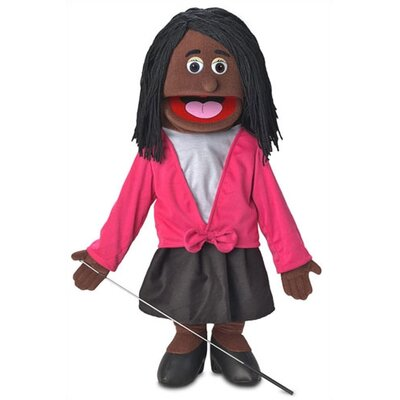"Silly Puppets 25"" Barbara Full Body Puppet"