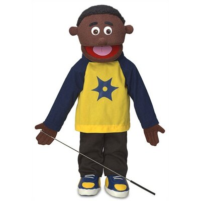 "Silly Puppets 25"" Jordan Full Body Puppet"