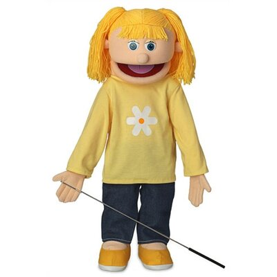 "Silly Puppets 25"" Katie Full Body Puppet"