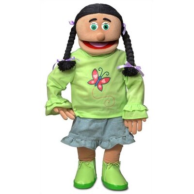 """Silly Puppets 30"""" Jasmine Professional Puppet with Removable Legs"""