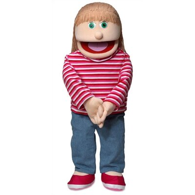"Silly Puppets 30"" Emily Professional Puppet with Removable Legs"