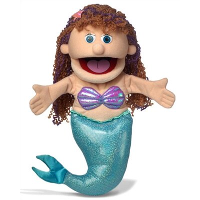 "Silly Puppets 14"" Mermaid Glove Puppet"