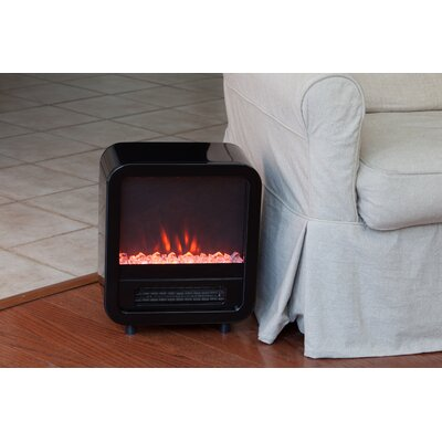 Skyline 1,500 Square Foot Electric Fireplace Stove