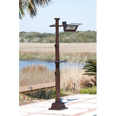 Fire Sense Mission Design Electric Patio Heater