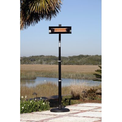 Fire Sense Telescoping Electric Patio Heater