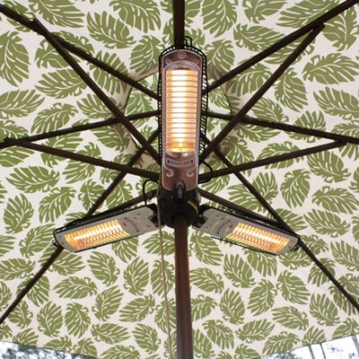 Umbrella Electric Patio Heater
