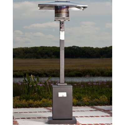 Fire Sense Mocha Patio Heater