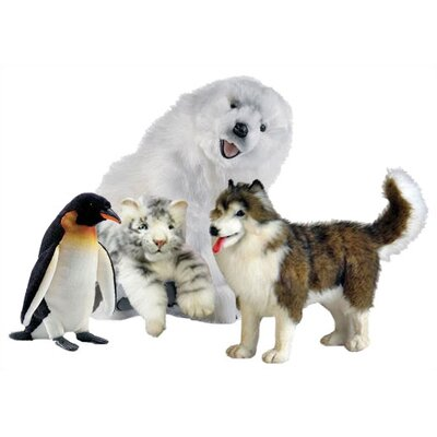 Hansa Toys Arctic Stuffed Animal Collection IV