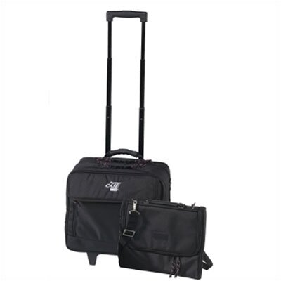 "Porter Case Rolling Softie Office/Computer Case: 8"" H x 16"" W x 14"" D  (outside)"