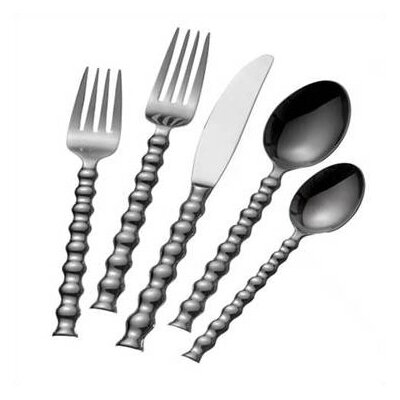 Calypso 42 Piece Flatware Set