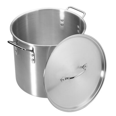 Pedrini Stock Pot with Lid