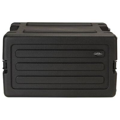 SKB Cases 6U Roto Rolling Rack in Black