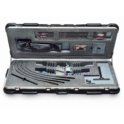 SKB Cases Deluxe Double Recurve Case