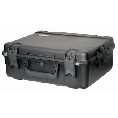 "SKB Cases Mil-Standard Injection Molded Case: 17"" H x 22"" W x 8"" D (Interior)"