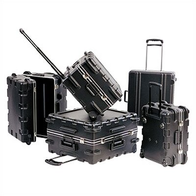 "SKB Cases PH Series: Pull Handle Case:  10 1/4""H x 23 1/4"" W x 16 1/8"" D (outside)"