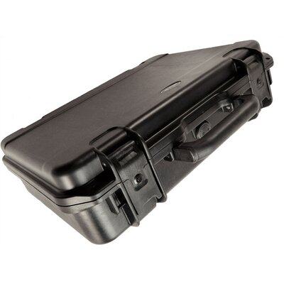 "SKB Cases Attache Cases: 17 3/8""L x 12 3/8"" W x 5""H (inside)"