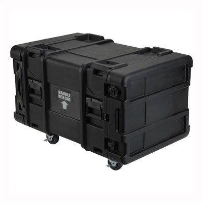 Roto Shock Rack Case (6U, 28