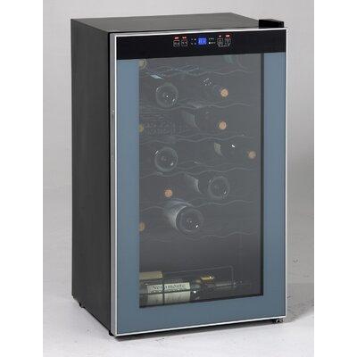 Avanti Products 34 Bottle Single Zone Wine Refrigerator