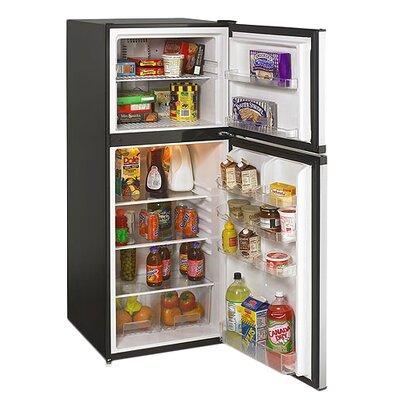 Avanti Products 9.9 Cu. Ft. Top Freezer Refrigerator
