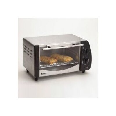 Avanti Products Broiler Toaster Oven