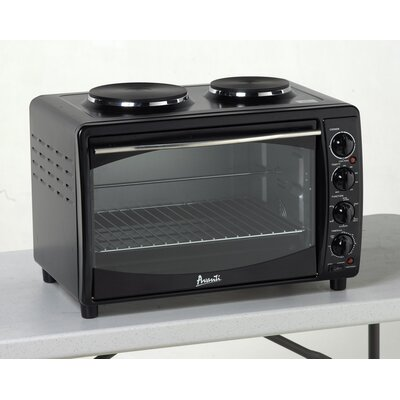 Avanti Products Mini Kitchen Electric Free-Standing Range