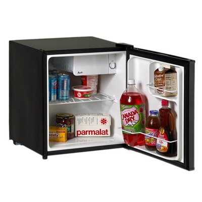 Avanti Products 1.7 Cu. Ft. Cube Refrigerator