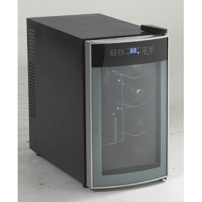 8 Bottle Wine Cooler Counter