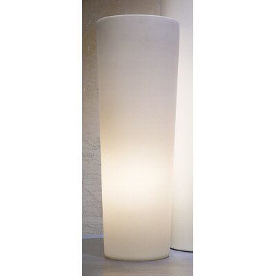 """Robert Abbey Rico Espinet Marina Small Torchiere 17.5"""" H Table Lamp with Drum Shade"""