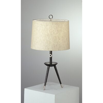 Robert Abbey Jonathan Adler Ventana Tripod Table Lamp