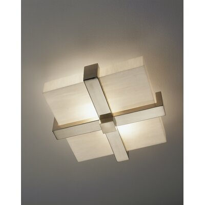 Robert Abbey Doughnut 2 Light Flush Mount